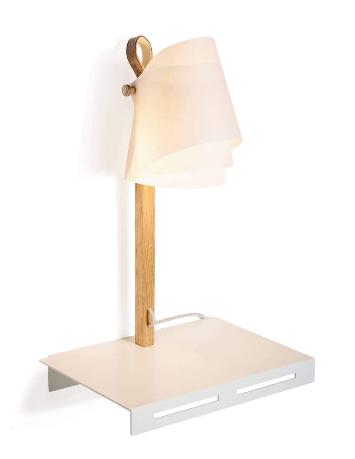 Domus Fläks Regalleuchte Design Leuchte