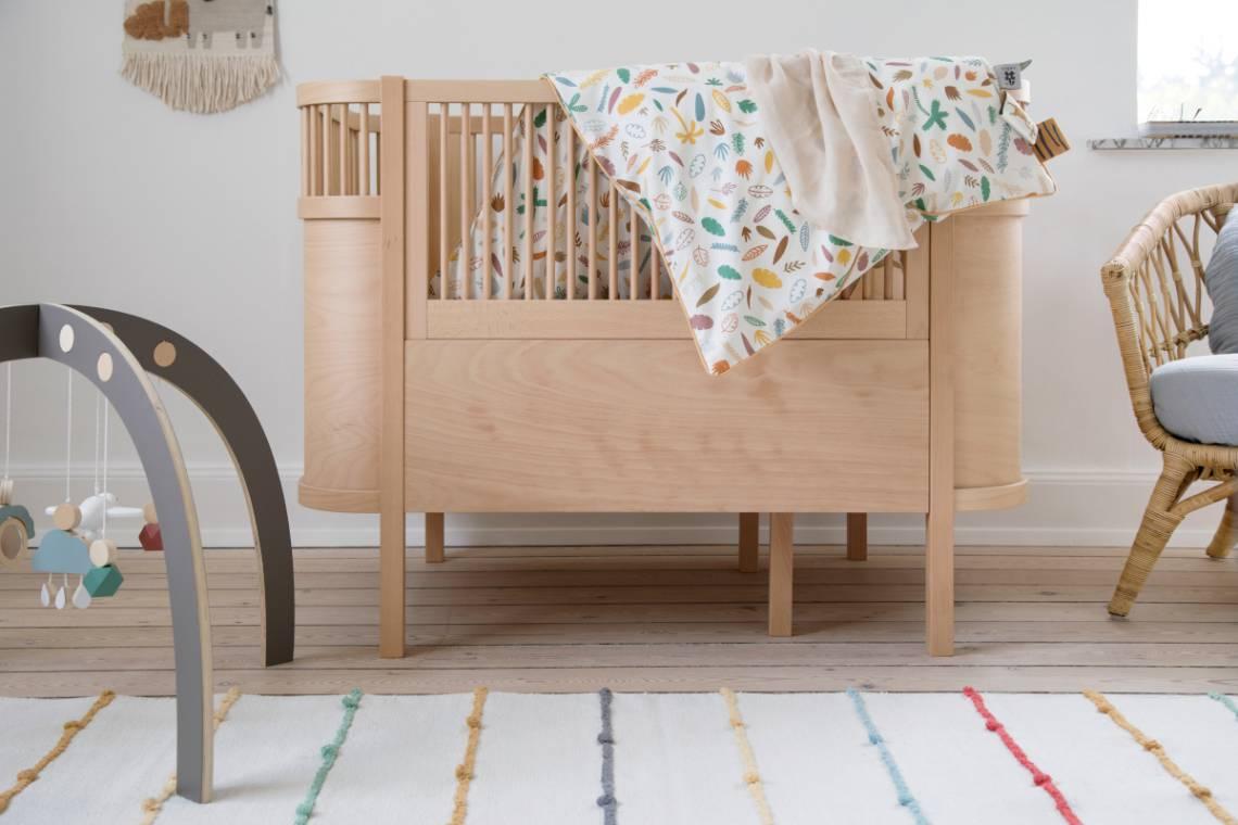 Das Sebra Bett Baby & Junior, weiß