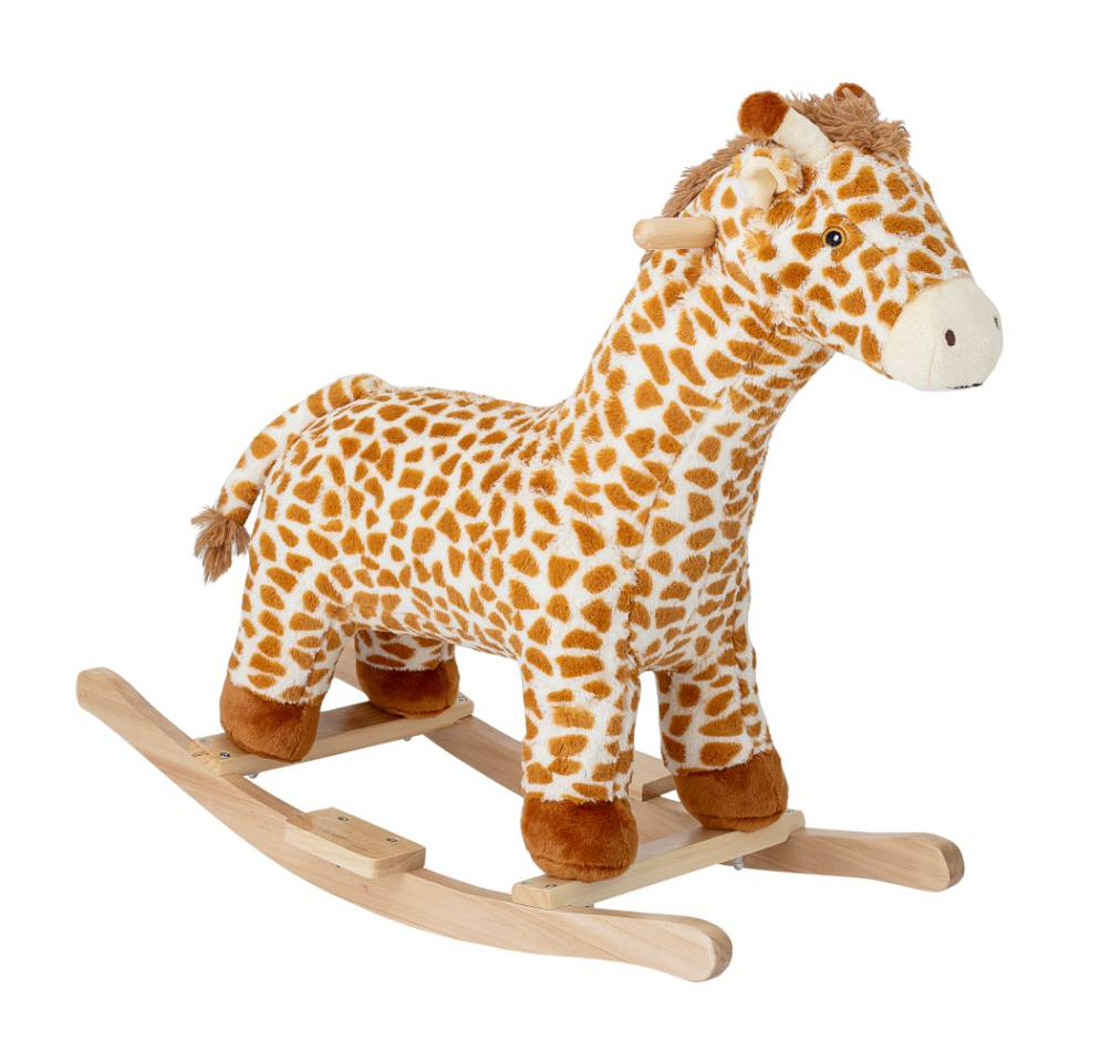 Bloomingville Giraffe Kinderschaukelstuhl Design Möbel