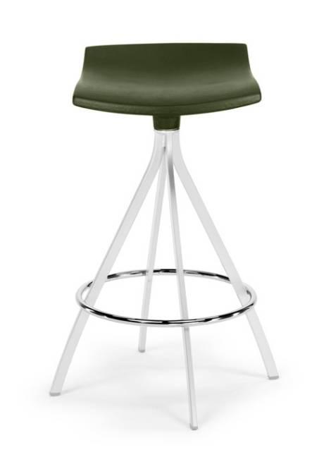 Mobles114 Gimlet Barhocker Olivgrün