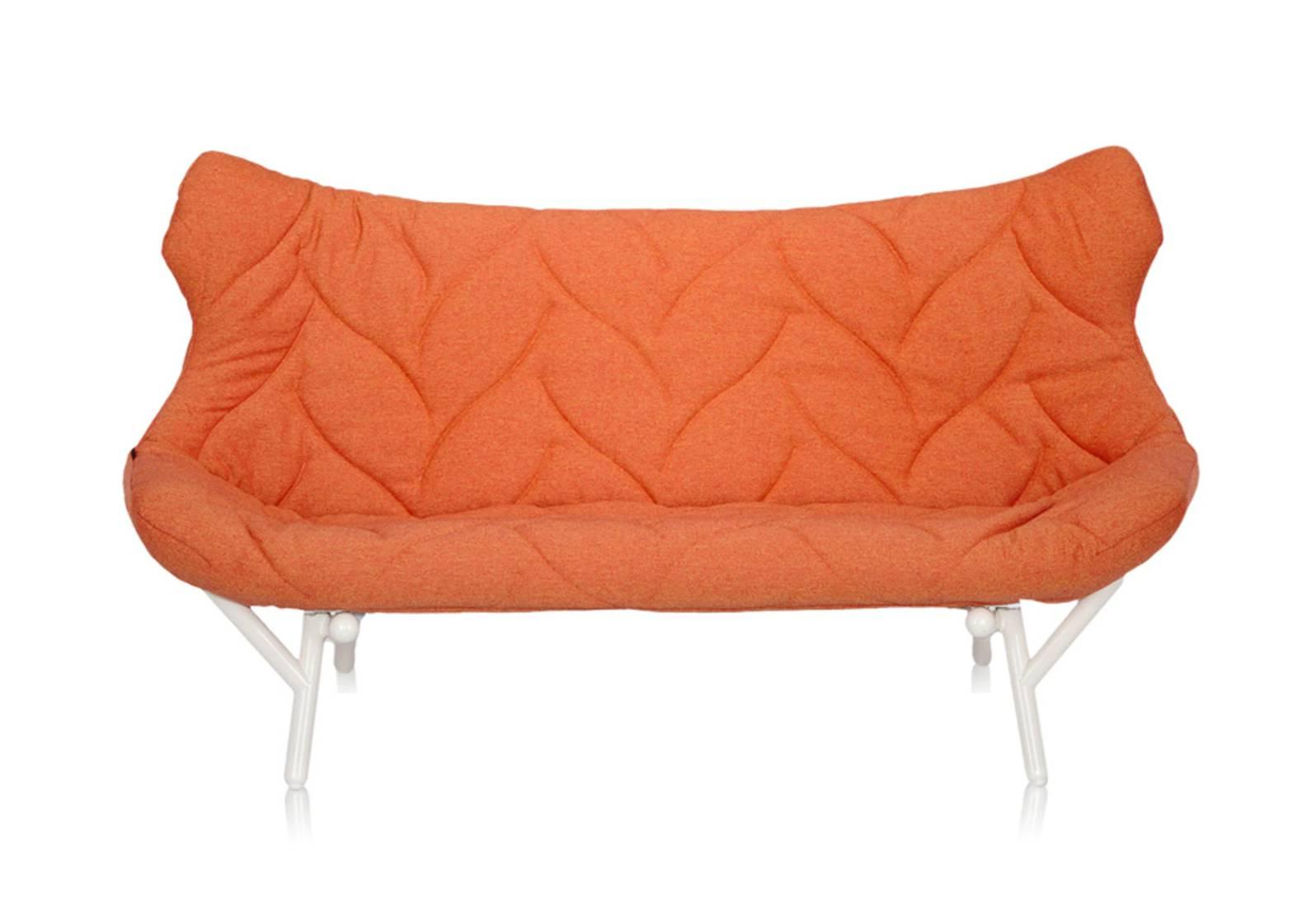 Foliage Sofa, orange