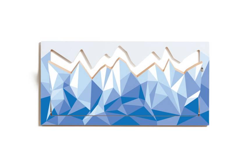 Fläpps Garderobe, eisberg