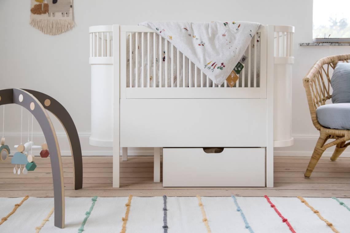 Sebra Das Sebra Bett Baby Junior Weiss 200130025 Ambiente