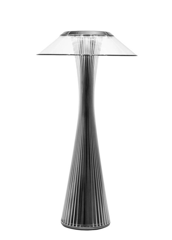 Space Akku-Leuchte, titan