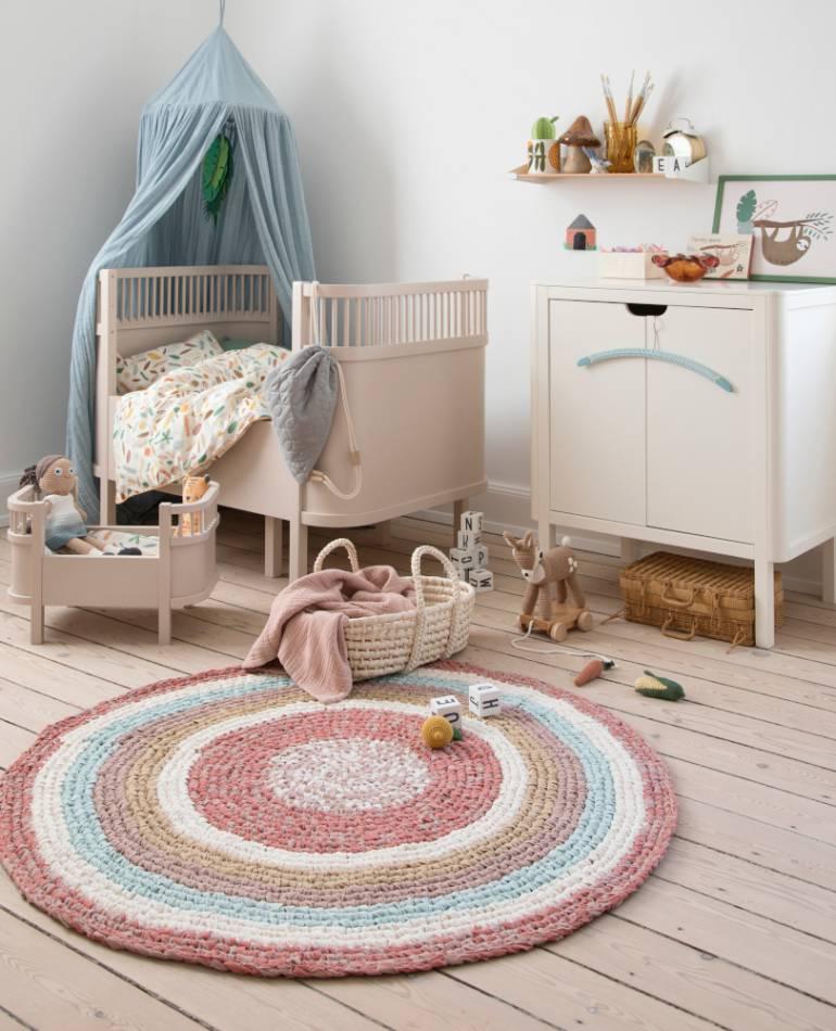 Sebra Das Sebra Bett Baby Junior im Kinderzimmer Ambiente