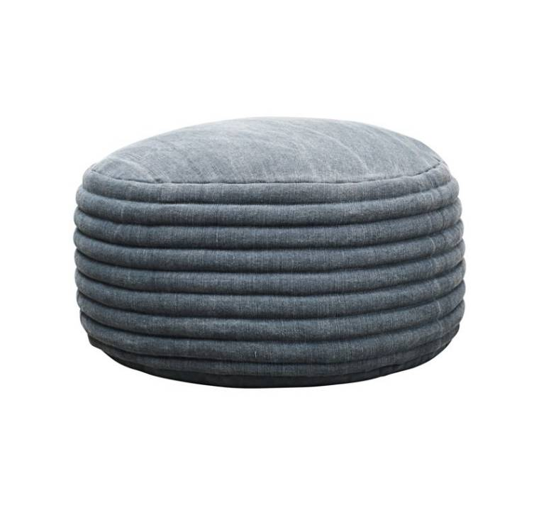 House Doctor String Pouf