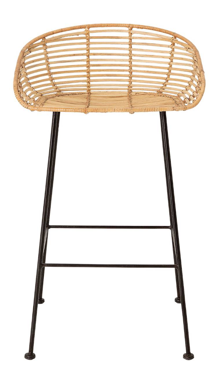 Bloomingville Tabitta Barhocker Design Möbel
