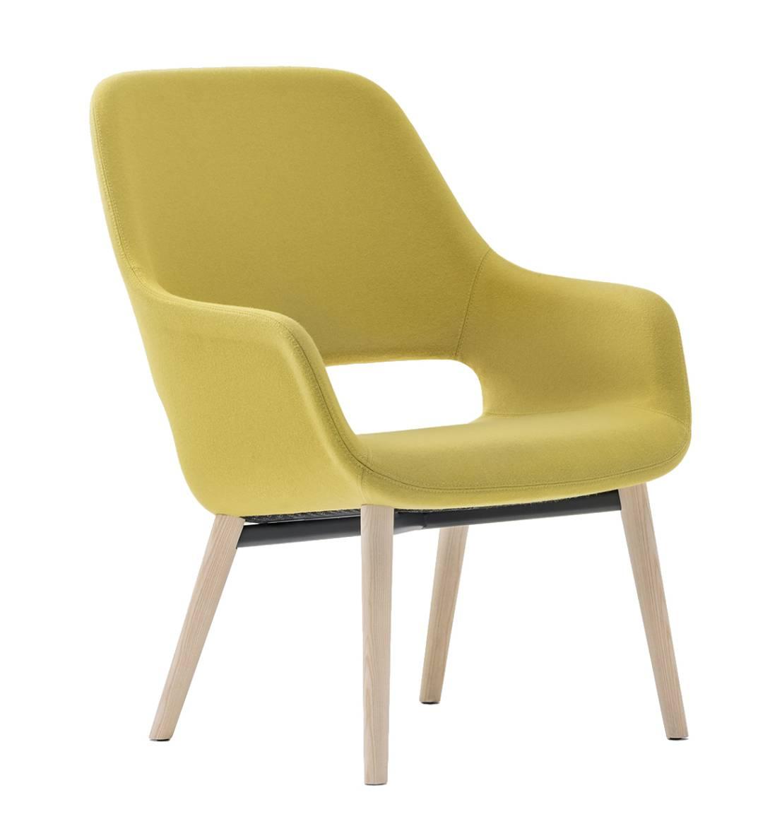 Pedrali Babila Comfort 2759 Lounge Sessel