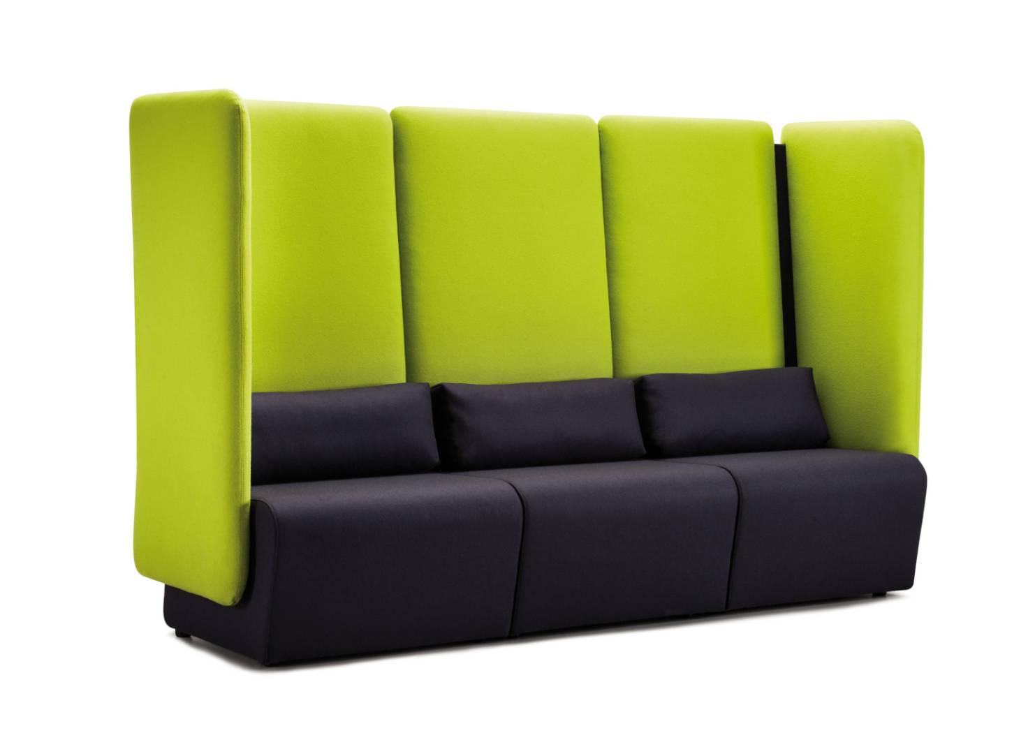ANK Mont Highback Sofa 3 Sitzer Büroeinrichtung