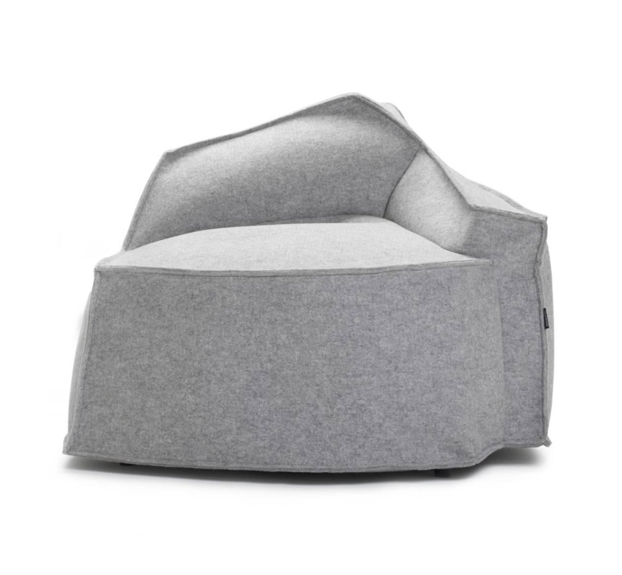 Offecct Airbag Loungesessel Design by Jean Marie Massaud Freisteller