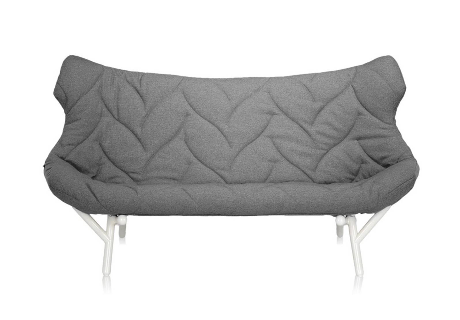 Foliage Sofa, grau