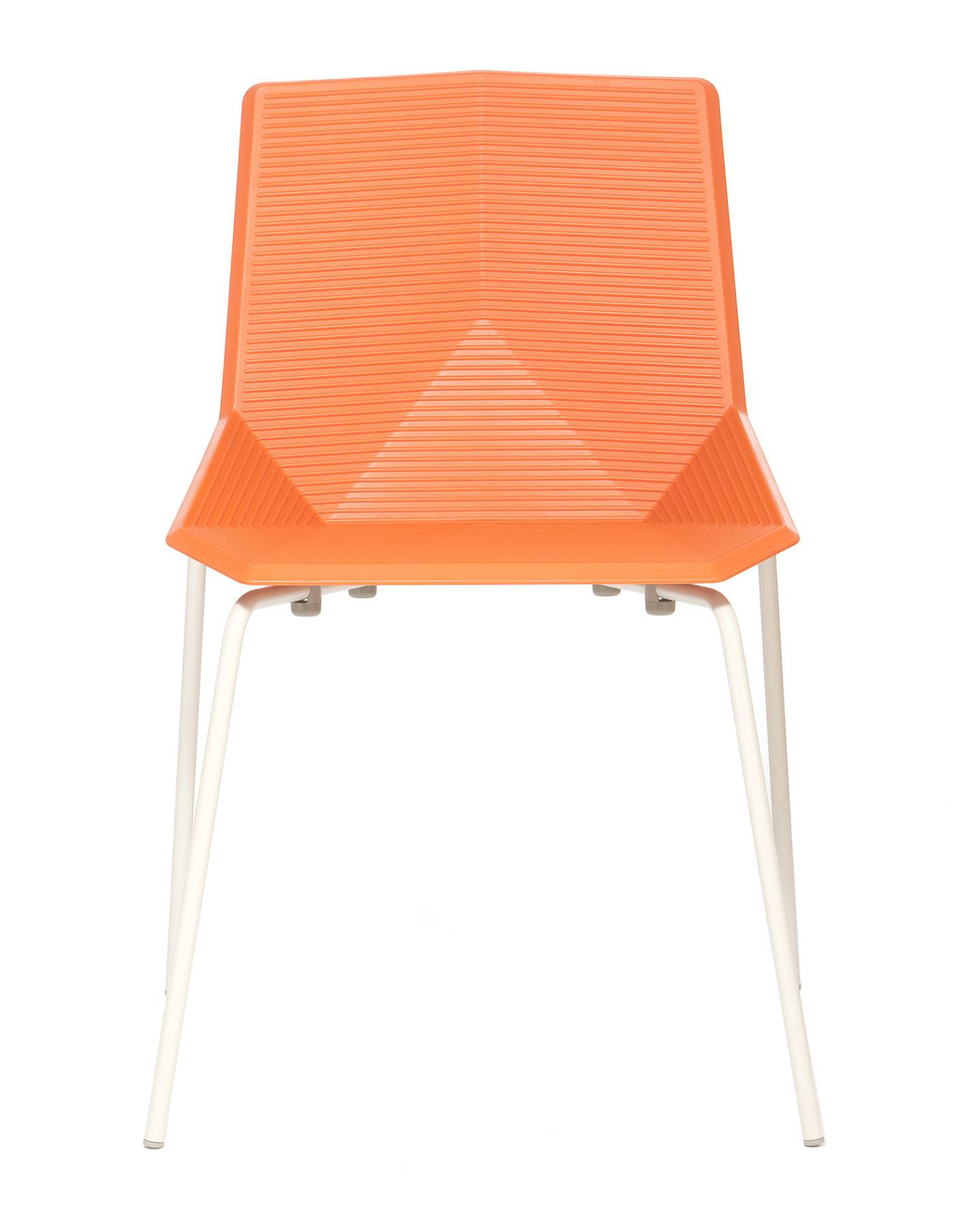 Mobles114 Green Colors Stuhl Orange
