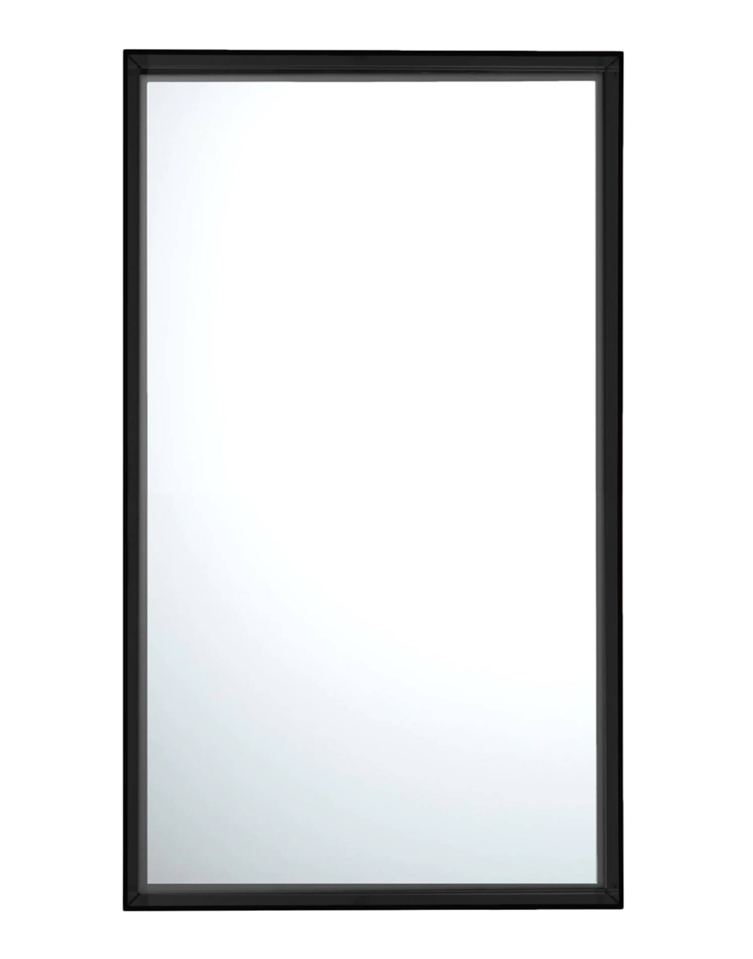 Only Me Spiegel 80 x 180 cm, schwarz