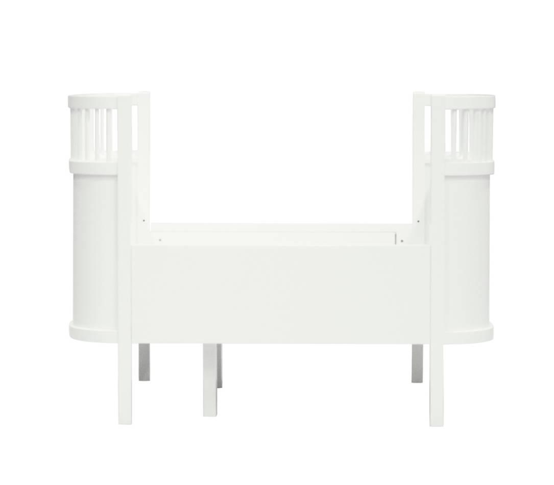 Sebra Das Sebra Bett Baby Junior Weiss 200130025 Design Möbel