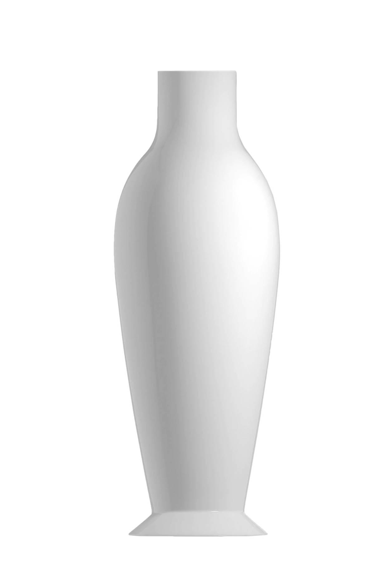 Misses Flower Power Vase, weiß