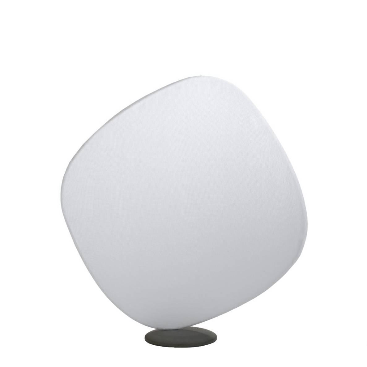 Offecct Wind-D Akustik Raumteiler in Weiß