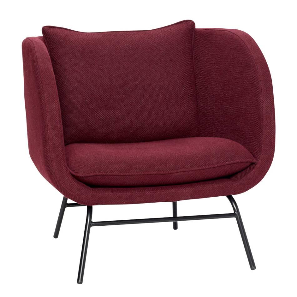 Hübsch Interior Bordeaux Sessel Design Möbel