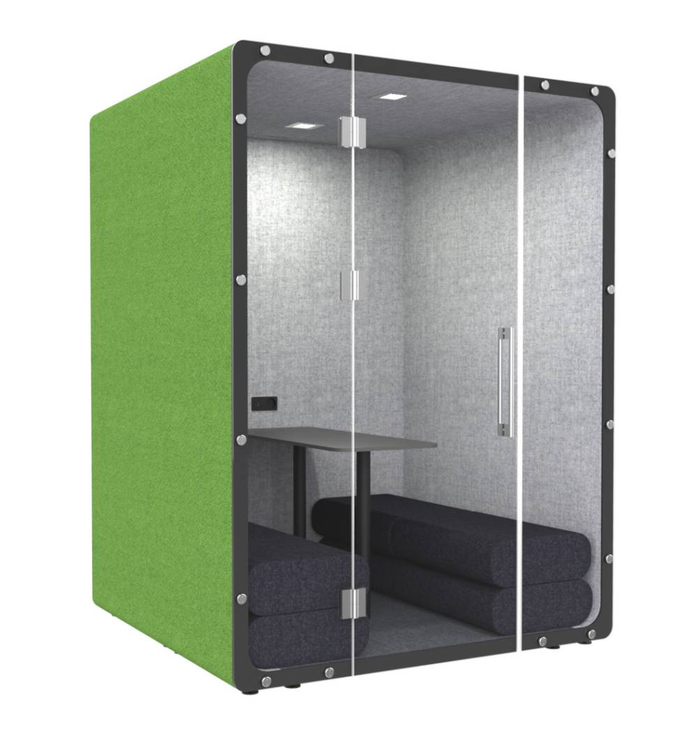 VANK Mello Meetingraum für 4 Personen Büroeinrichtung