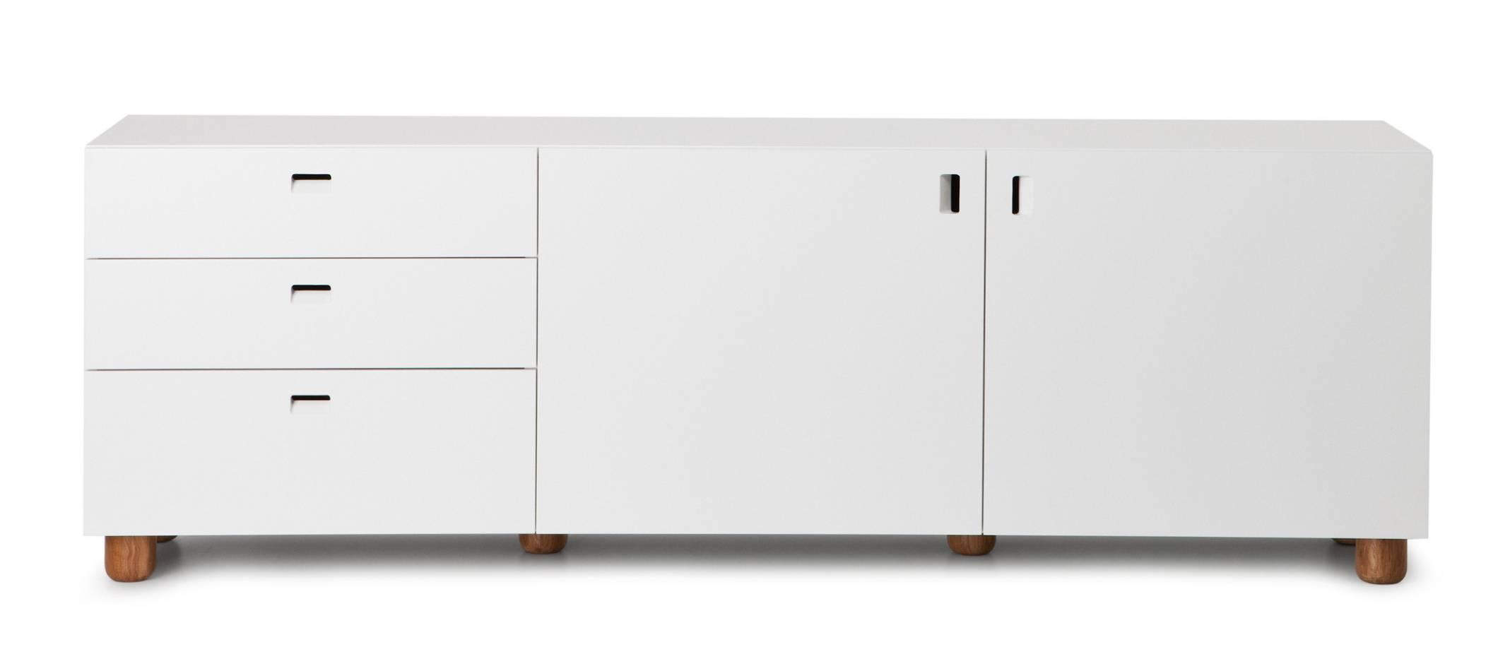 Quodes Satellite Sideboard Design by Edward Barber und Jay Osgerby Design Möbel