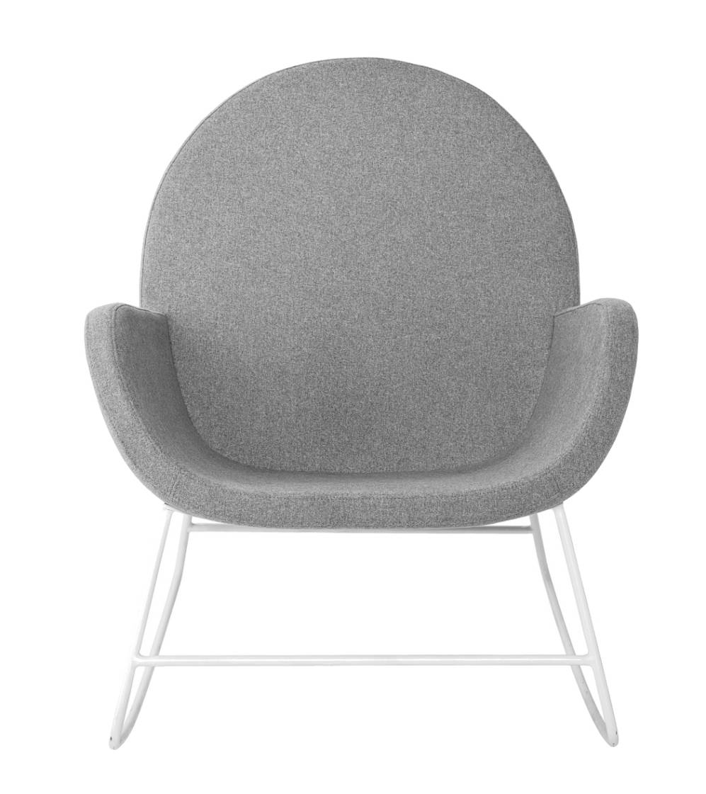 Bloomingville Liva Schaukelstuhl Design Möbel
