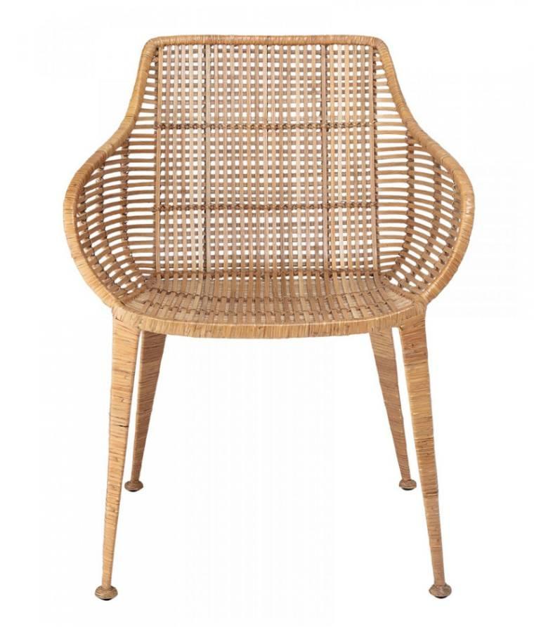 Bloomingville Amira Loungestuhl Design Möbel