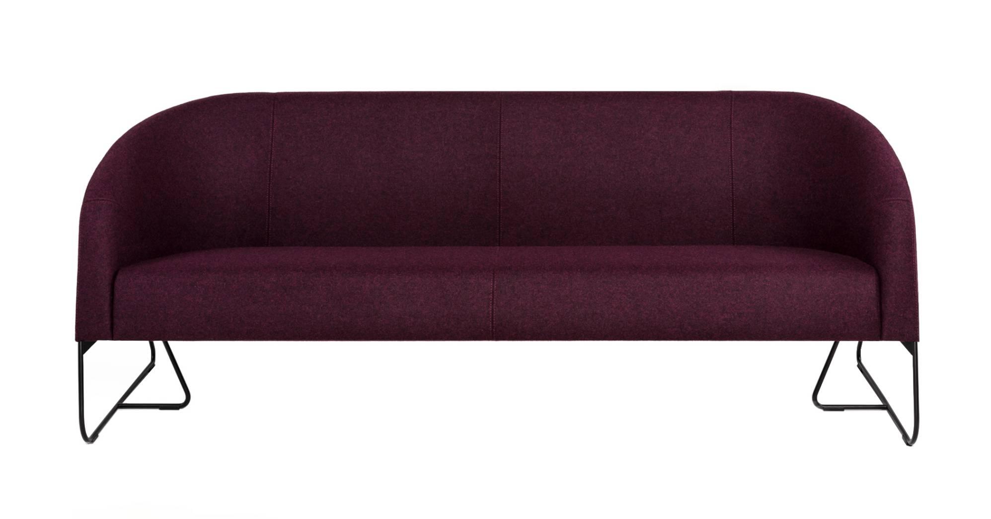 Noti Mula Loungesofa 3-Sitzer Design Möbel