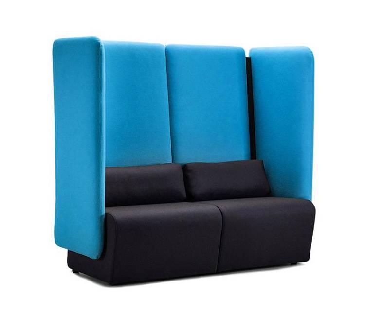 ANK Mont Highback Sofa 2 Sitzer Büroeinrichtung