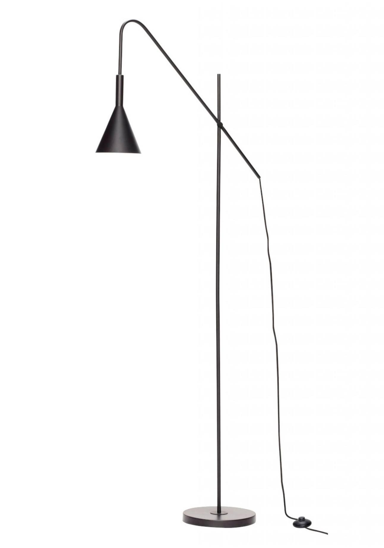 Hübsch Interior Metall Stehleuchte Design Leuchte