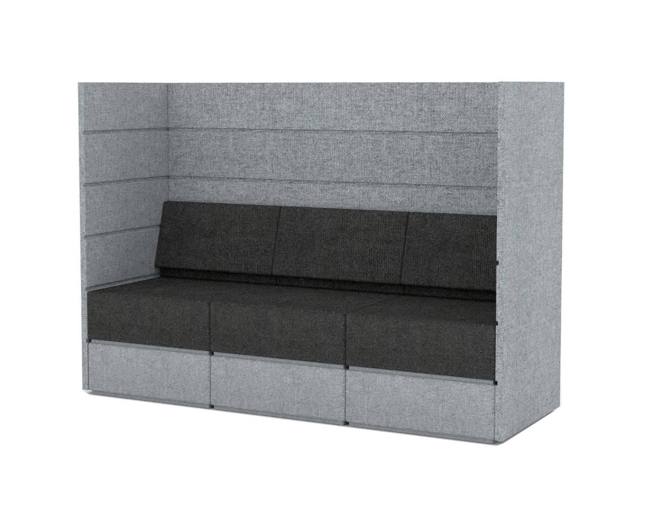 Magnus Olesen Addi Meeting Akustik Highback Sofa MO 5357 Design Möbel