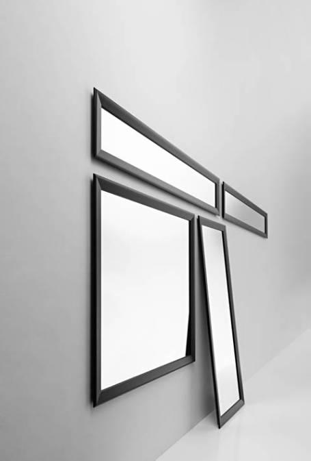 Horm Yume Black Designer Spiegel Ambiente