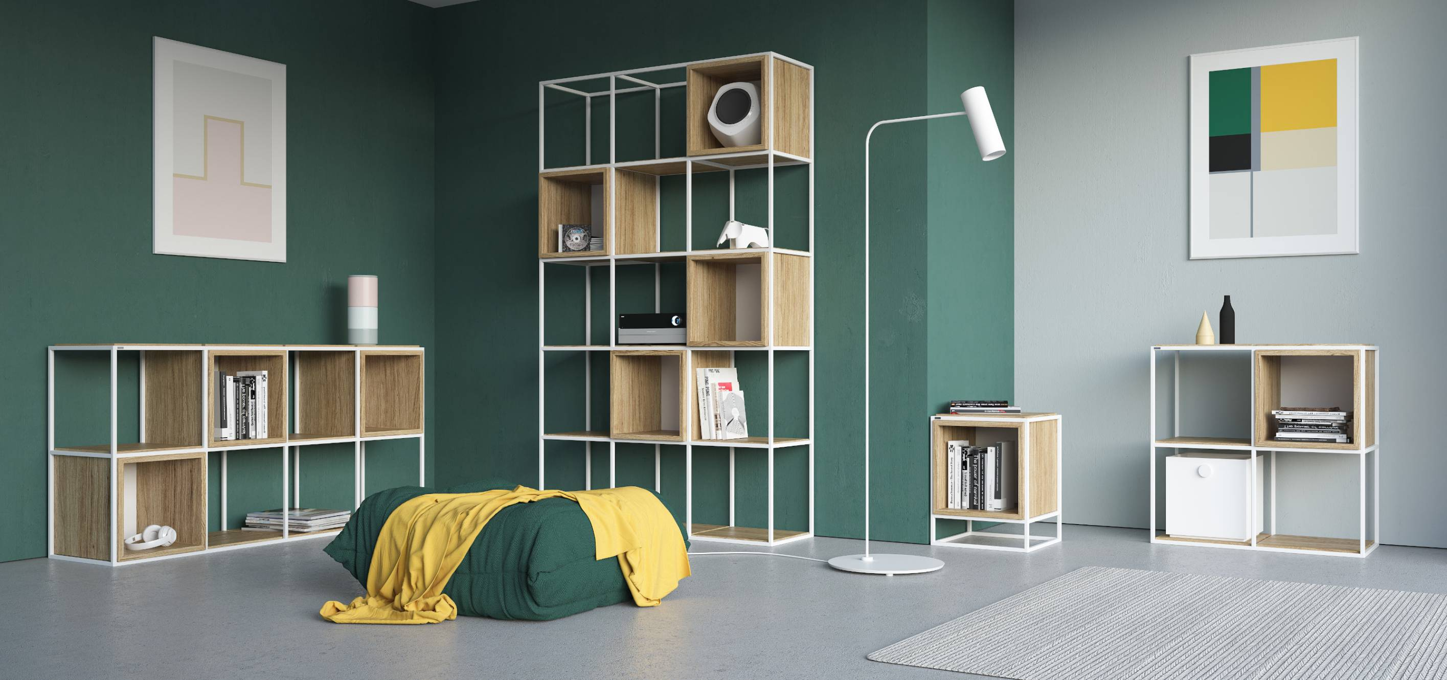 take me HOME Boxer Konsolentisch Design Möbel
