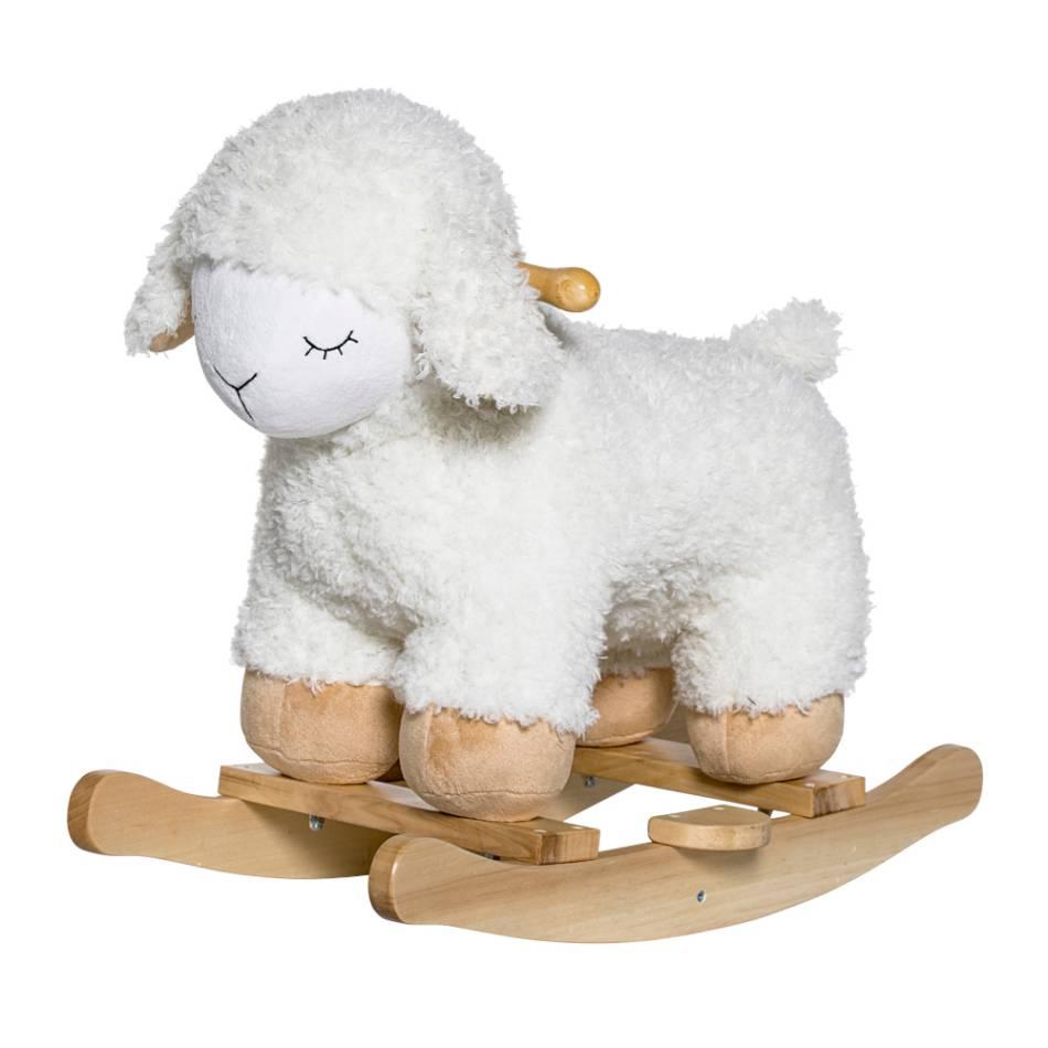 Bloomingville Sheep Kinderschaukelstuhl Design Möbel