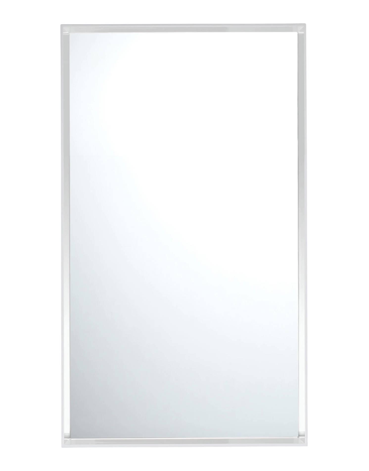 Only Me Spiegel 80 x 180 cm, weiß