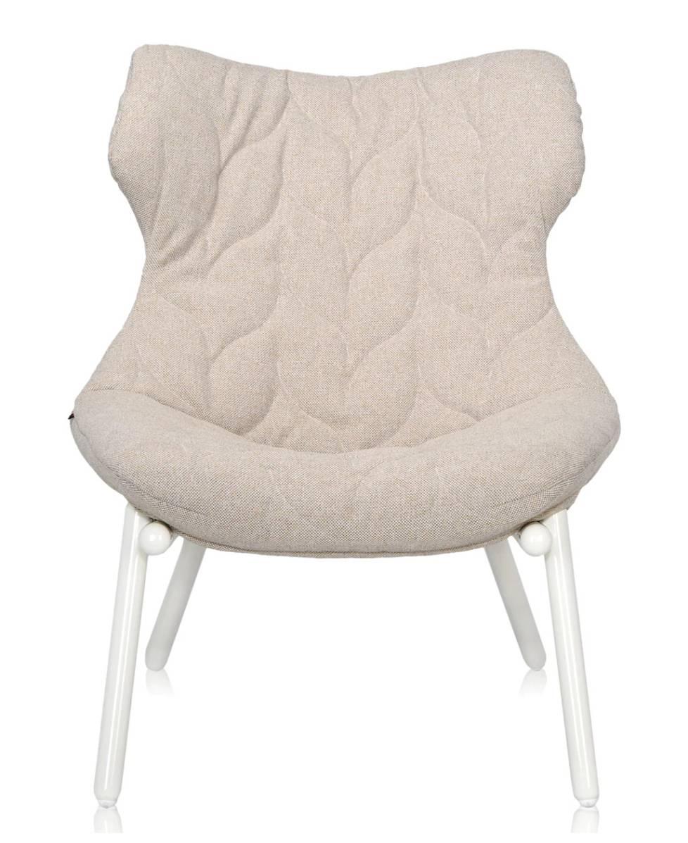 Foliage Sessel, beige