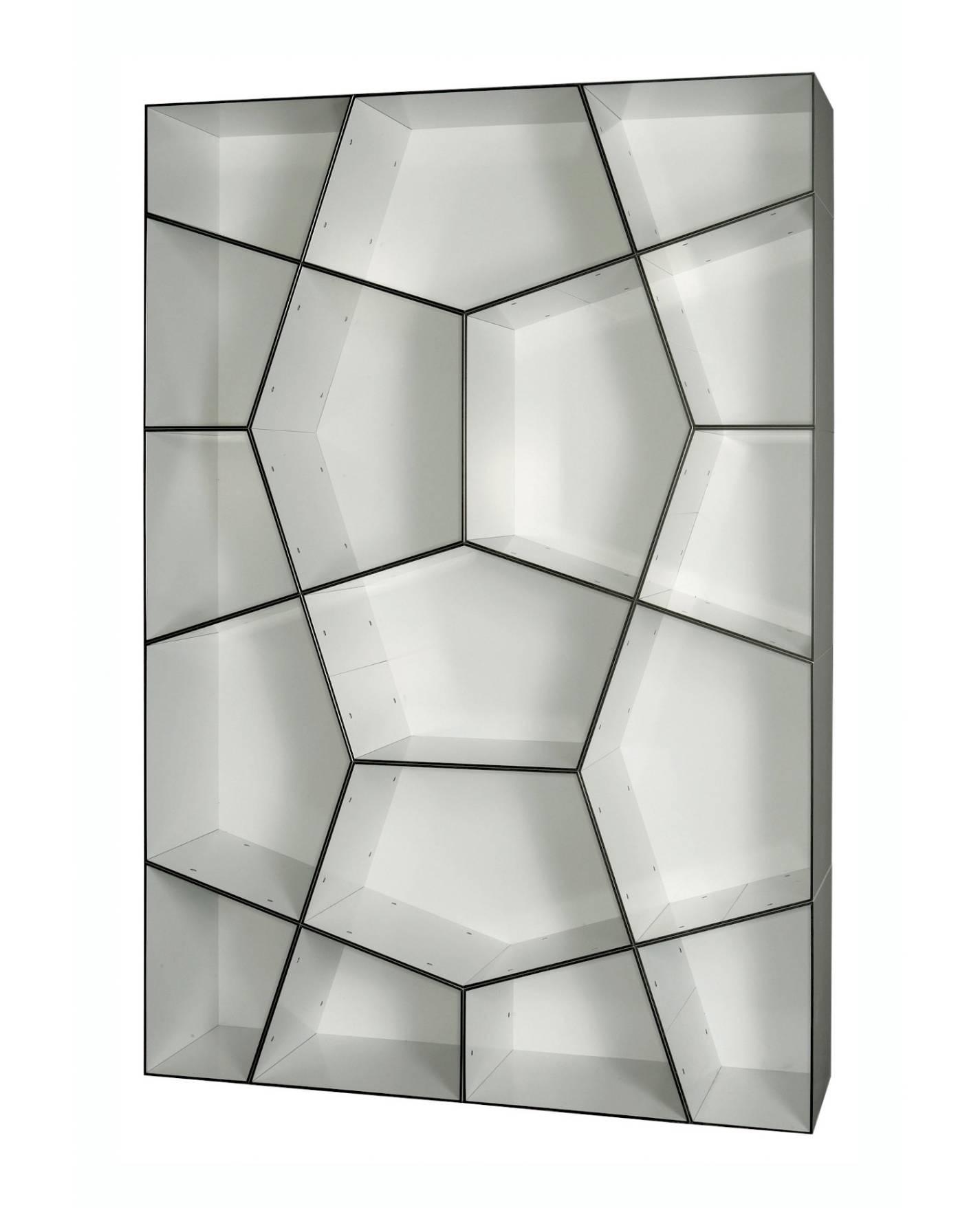 Quodes Pattern Bücherregal Design by Alfro Häberli Design Möbel