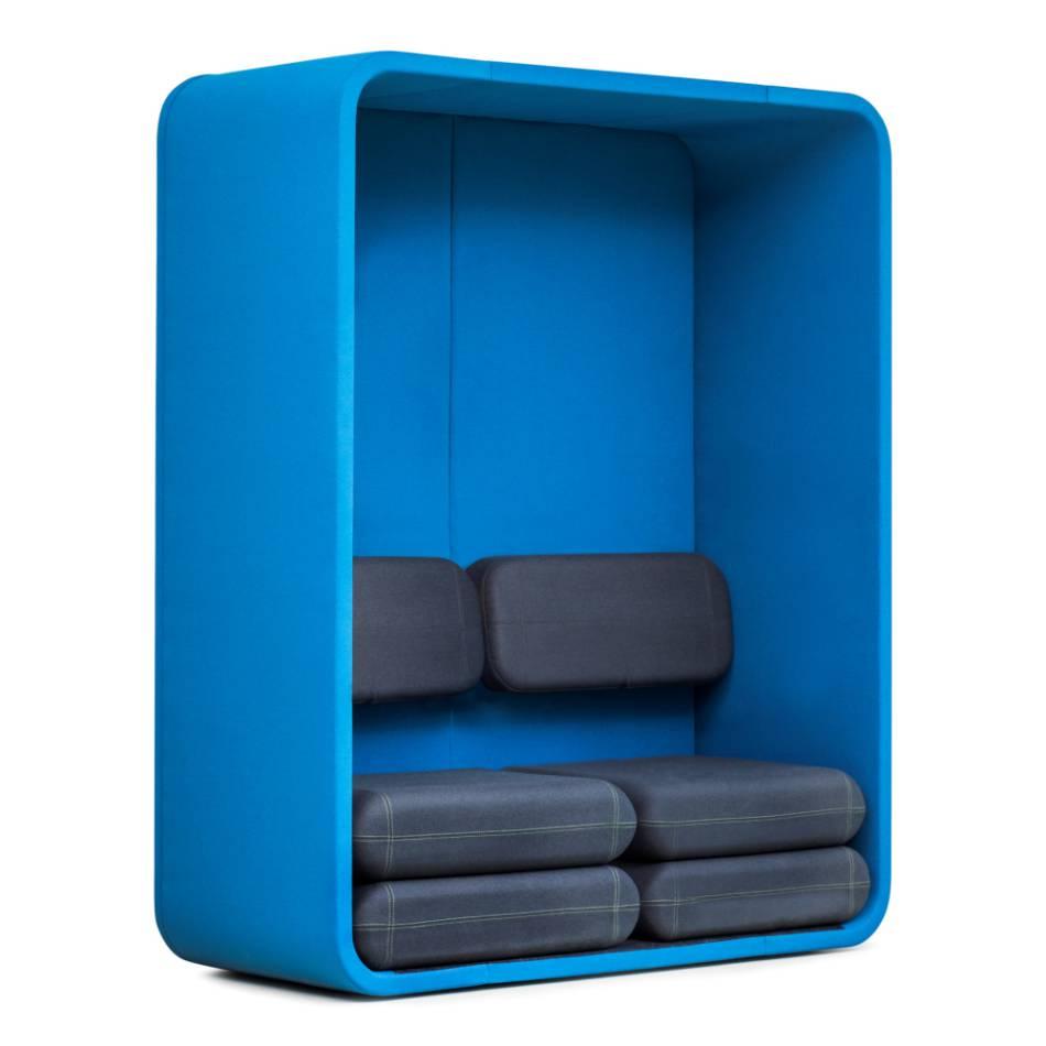 VANK Mello Highback Sofa ML 400100 Büroeinrichtung