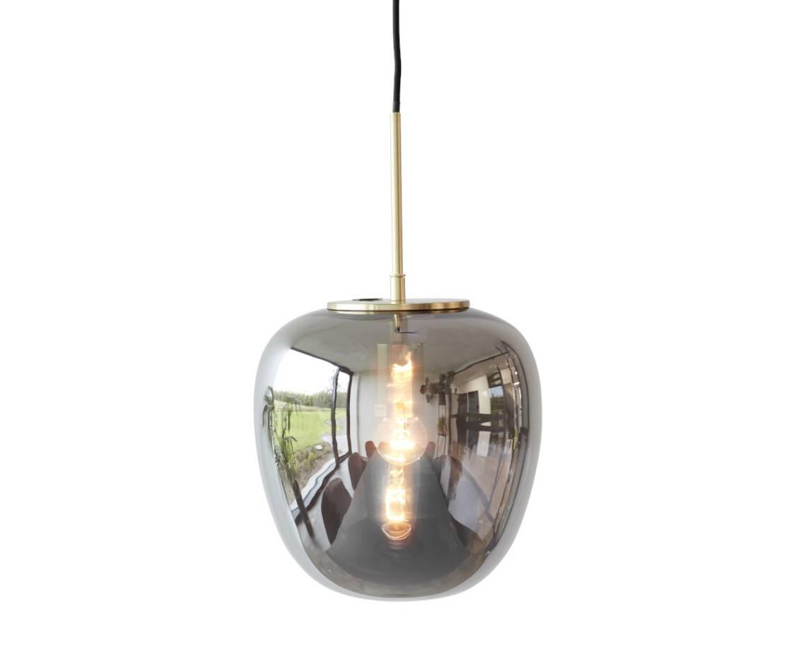 Hübsch Interior Glas Pendelleuchte Design Leuchte