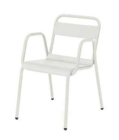 iSimar Anglet Armlehnstuhl Design Möbel