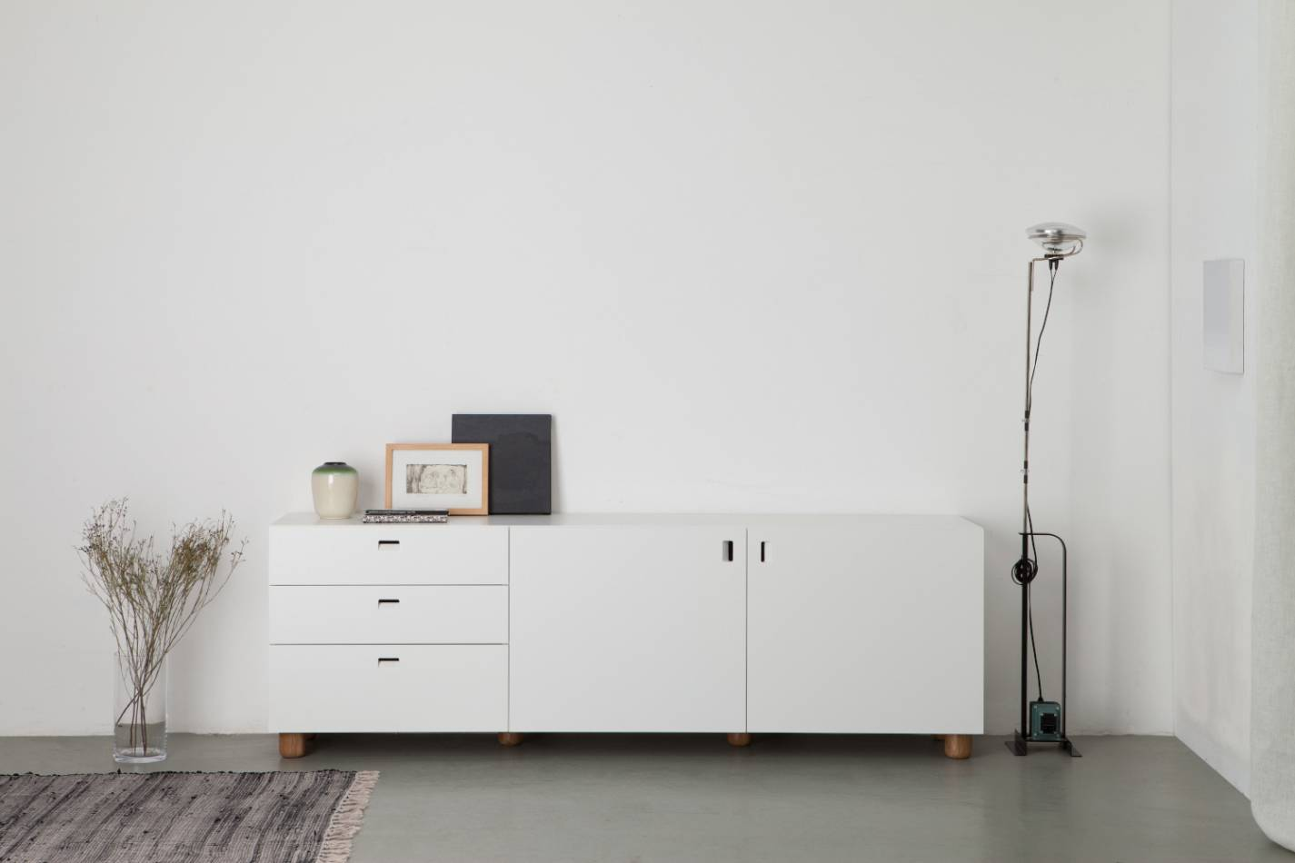 Quodes Satellite Sideboard Design by Edward Barber and Jay Osgerby Ambiente