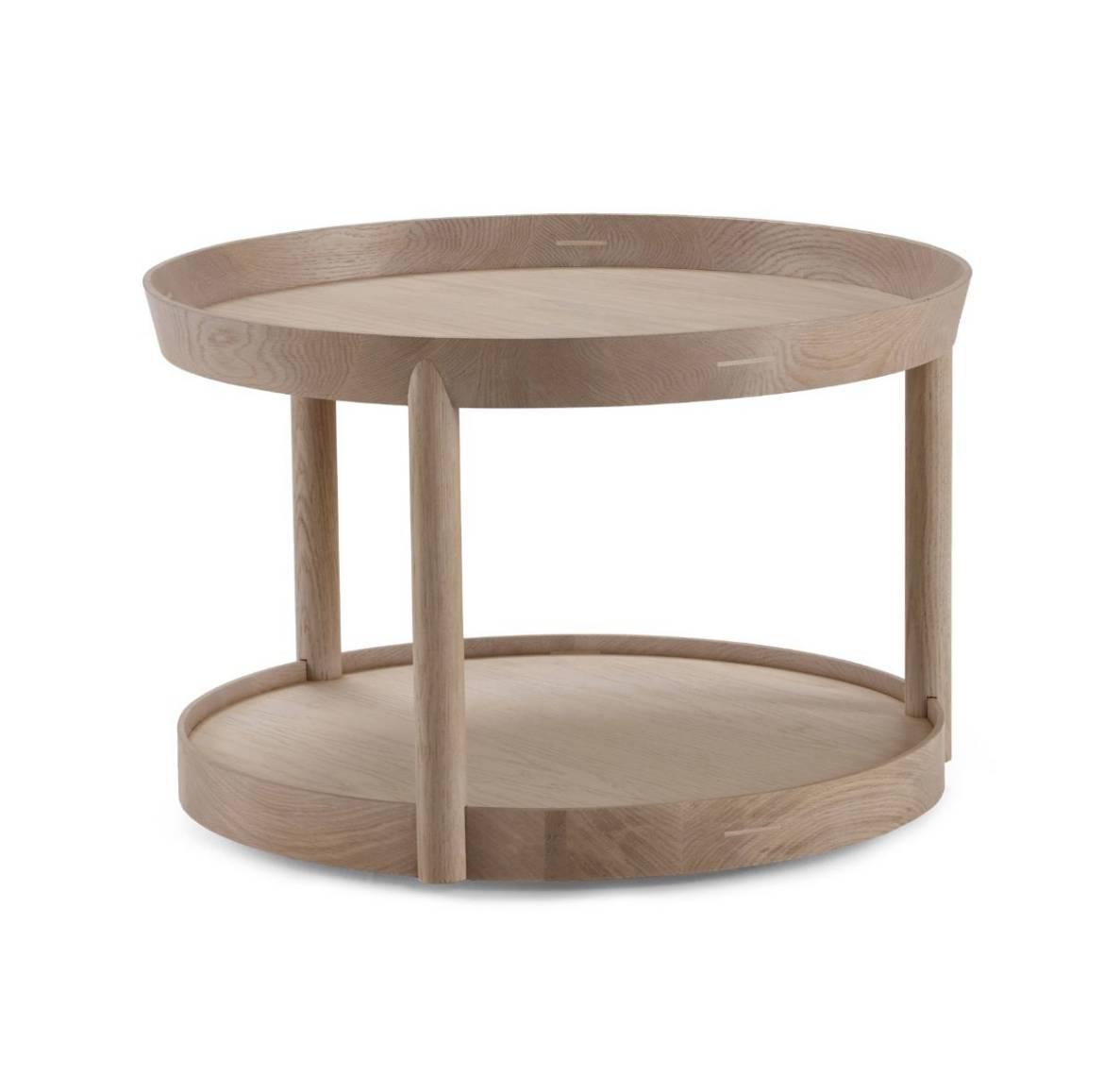 Offecct Archipelago Beistelltisch aus Holz