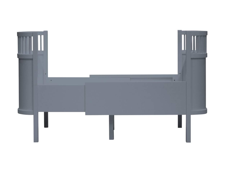 Sebra Das Sebra Bett Baby Junior Dunkelgrau 2001302 Design Möbel
