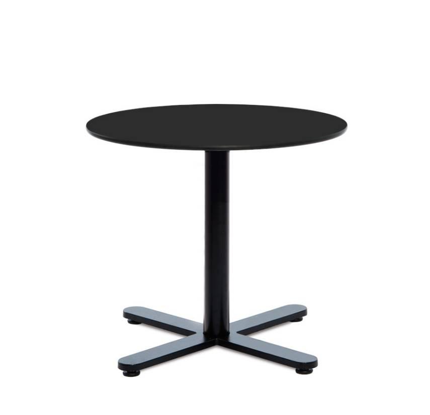 Mobles114 Oxi Bistrot Tisch Schwarz