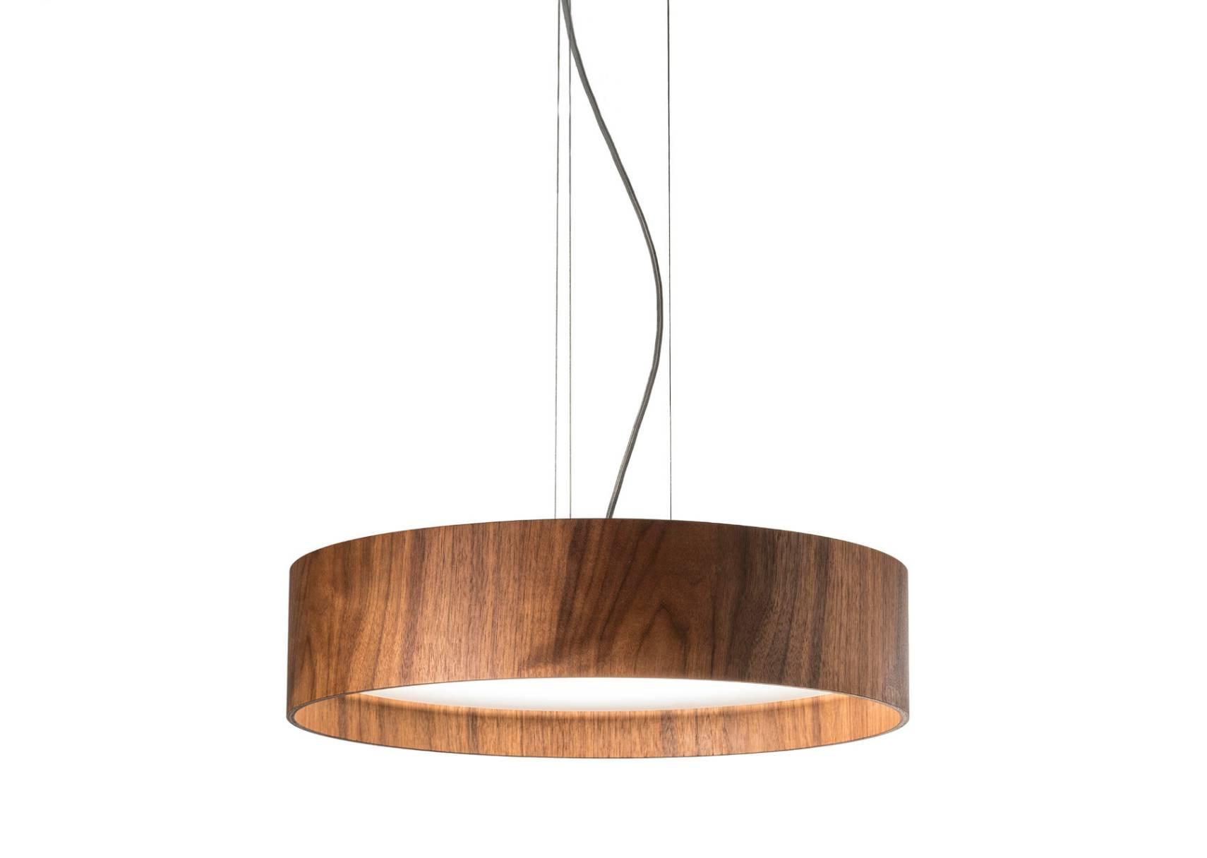 Domus Larawood LED Pendelleuchte Design Leuchte