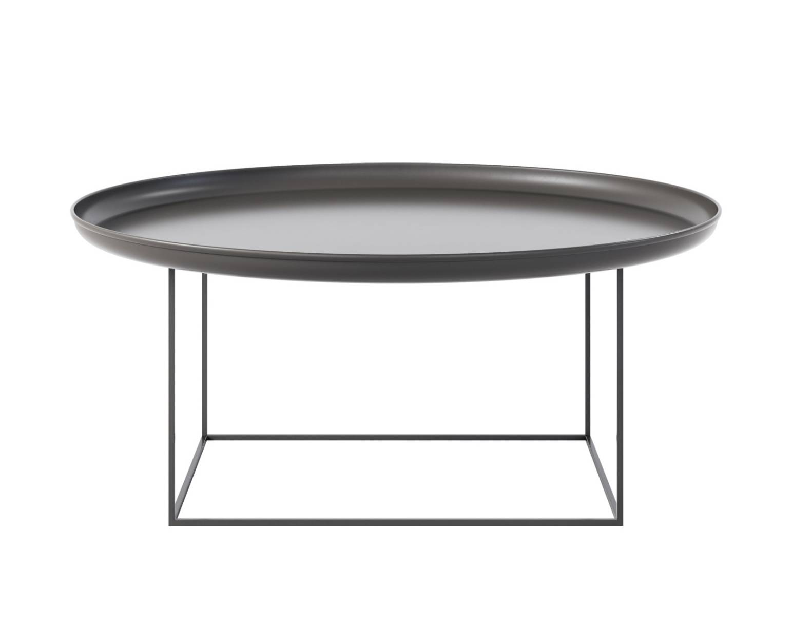 Duke Couchtisch Large, earth black
